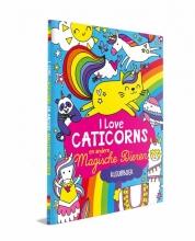 , I love Caticorns en andere magische dieren