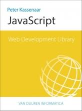 Peter  Kassenaar Web Development Library: JavaScript