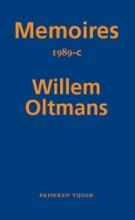 Willem Oltmans , Memoires 1989-C
