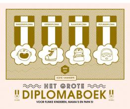 Sofie Vanherpe , Het grote diplomaboek