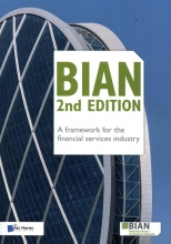 Laleh Rafati BIAN Association  Martine Alaerts  Patrick Derde, BIAN – A framework for the financial services industry