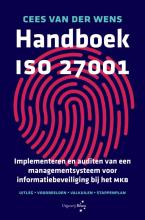 Cees van der Wens Handboek ISO 27001