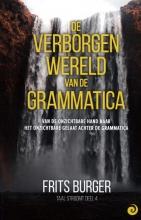 Frits Burger , De verborgen wereld van de grammatica