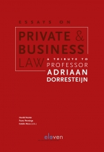 , Essays on Private & Business Law