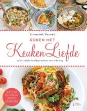 Annemiek  Verweij Koken met keukenLiefde