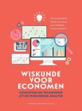 Paulien Vandereyt Johan Quaegebeur  Walter Van Assche  Naci Tanrıöven, Wiskunde voor economen: concepten en technieken uit de wiskundige analyse