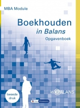 Henk  Fuchs, Sarina van Vlimmeren, Tom van Vlimmeren MBA Module Boekhouden in Balans