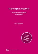 R.  Buitenhuis Tekstuitgave Jeugdwet