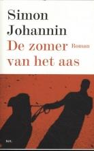 Simon  Johannin De zomer van het aas