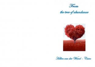 Hellen van der Weerd , From the tree of abundance