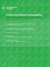 , Critical and clinical cartographies