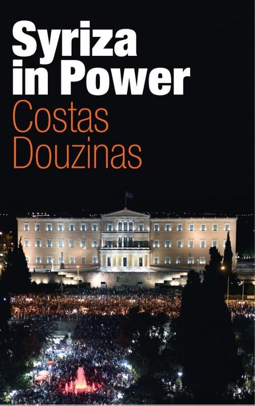 Costas Douzinas,Syriza in Power