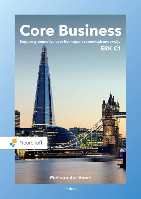 P.J. van der Voort,Core Business