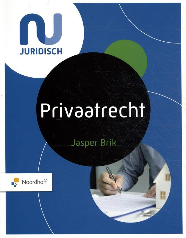 Jasper Brik,Privaatrecht
