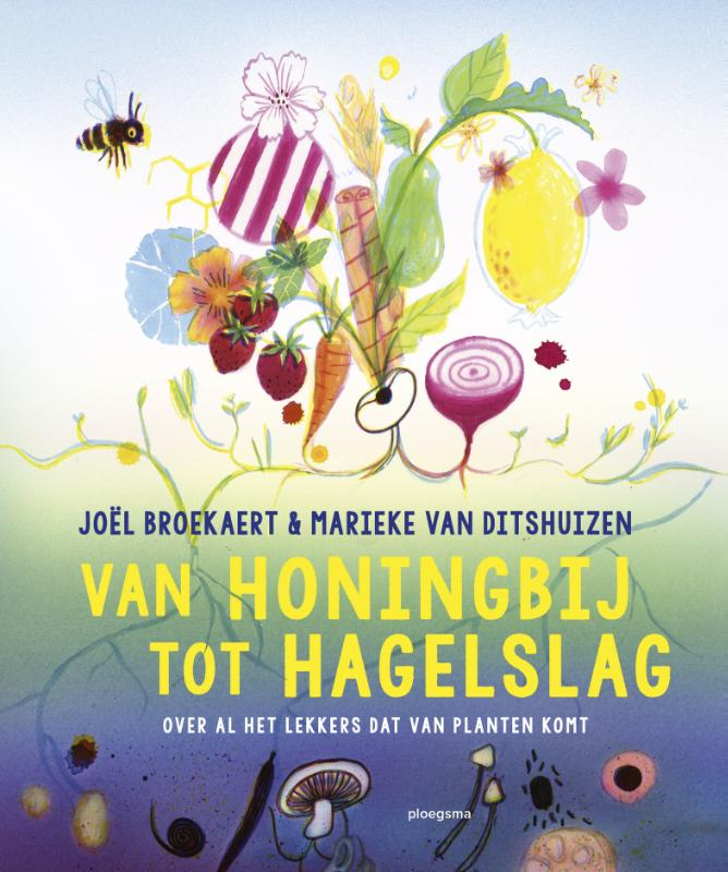 Joel Broekaert,Van honingbij tot hagelslag