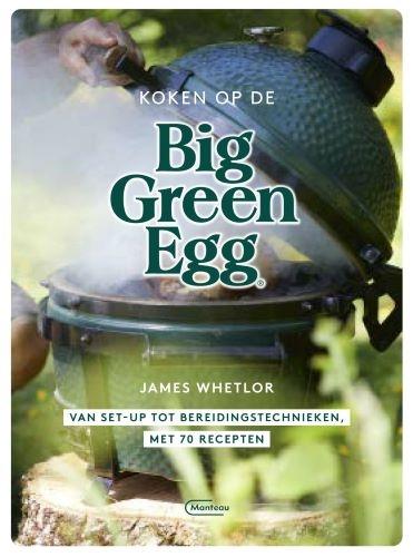 James Whetlor,Koken op de Big Green Egg