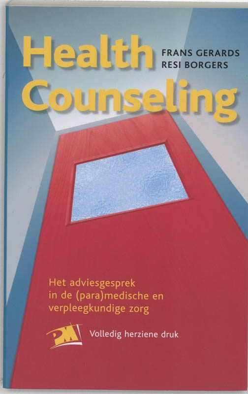 Frans Gerards, R. Borgers,Health Counseling