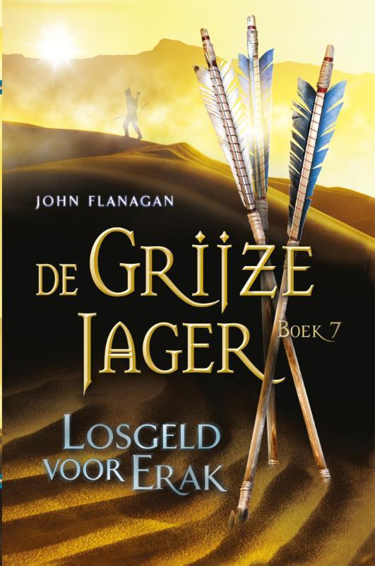John Flanagan,Losgeld voor Erak