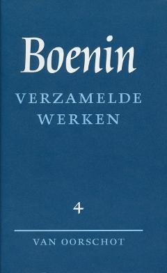 I.A. Boenin,Verzamelde werken 4 Brieven