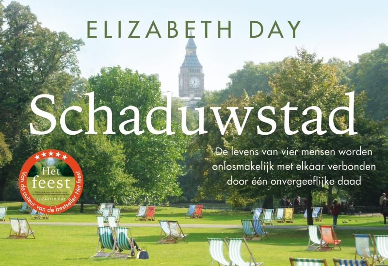 Elizabeth Day,Schaduwstad