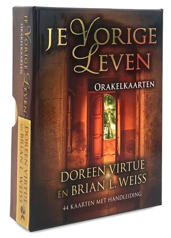 Doreen  Virtue,Je vorige leven orakelkaarten