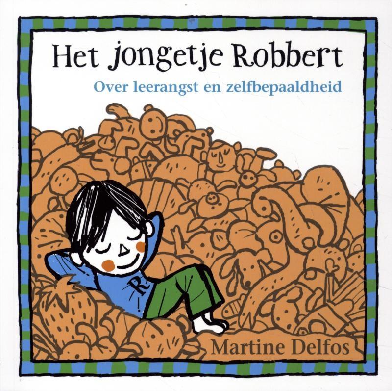 Martine F. Delfos,Het jongetje Robbert