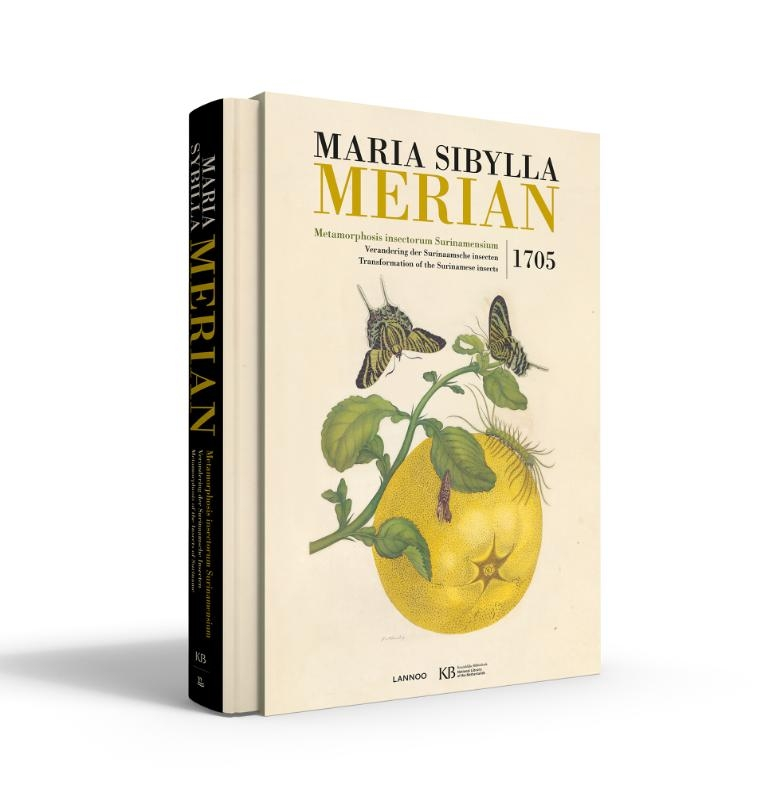 Maria Sibylla Merian, Marieke van Delft,Maria Sibylla Merian. Metamorphosis insectorum Surinamensium