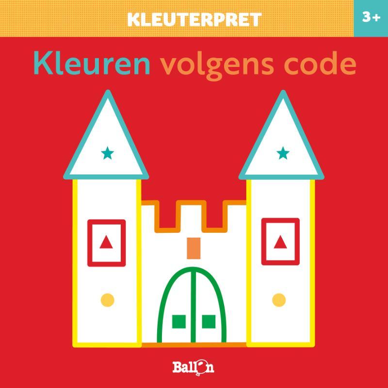 ,Kleuren volgens code 3+