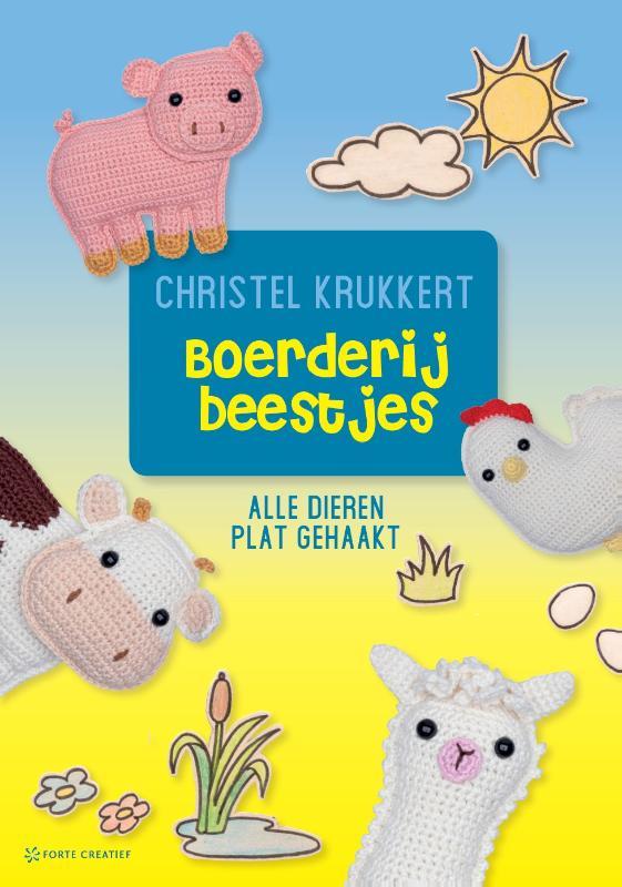 Christel Krukkert,Boerderijbeestjes