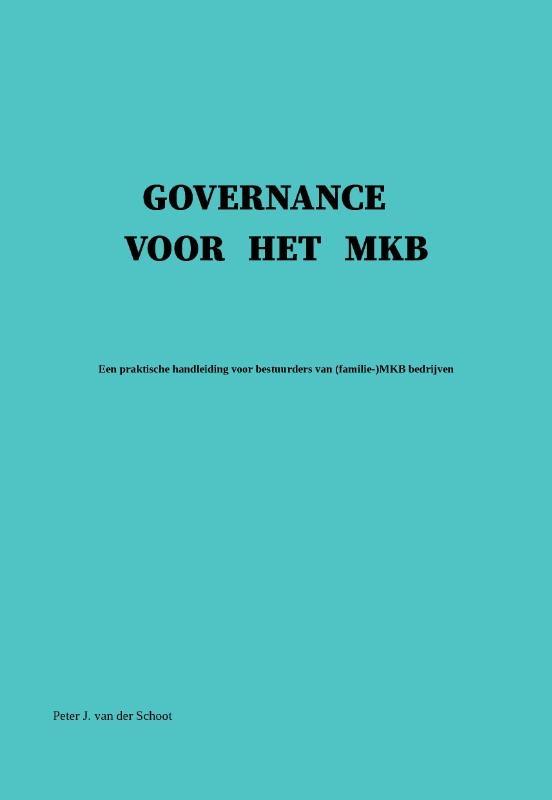 Peter J. van der Schoot,Governance voor het MKB