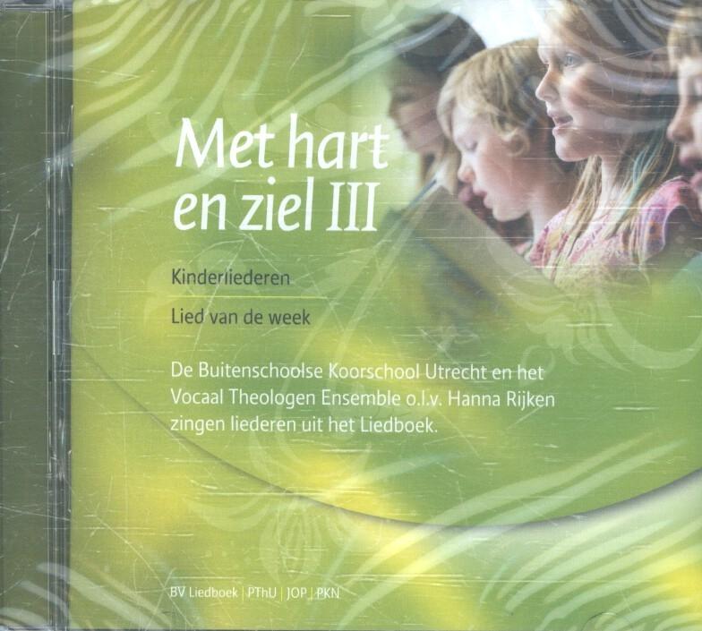 Hanna Rijken Vocaal Theologen Ensemble,Lied van de week
