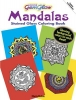 Noble, Marty,Mandalas Stained Glass Coloring Book