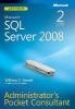 William R. Stanek,Microsoft(R) SQL Server(R) 2008