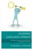 Marjorie C. Ringler,Academic Language Literacy