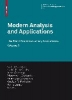 Modern Analysis and Applications 1,The Mark Krein Centenary Conference - Volume 1