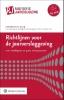 ,Richtlijnen voor de jaarverslaggeving, middelgrote en grote rechtspersonen 2019