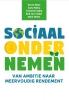 Karen  Maas, Carly  Relou, Tasneem  Sadiq, Mark  Hillen,Sociaal ondernemen