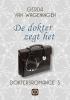 Gerda van Wageningen,De dokter zegt het - grote letter uitgave