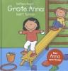 <b>Kathleen  Amant</b>,Grote Anna leert turnen. Boek met sporttasje
