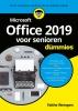 Faithe  Wempen,Microsoft Office 2019 voor senioren voor Dummies