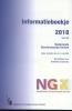 ,Informatieboekje 2018 voor de Nederlands Gereformeerde Kerken