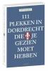 Frits  Baarda,111 plekken in Dordrecht die je gezien moet hebben