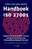 Cees  van der Wens ,Handboek ISO 27001