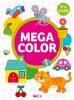 ,<b>Mega color</b>