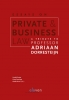 ,Essays on Private & Business Law