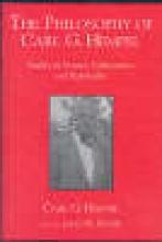 Carl G. Hempel The Philosophy of Carl G. Hempel