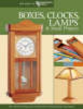 Nelson, John Boxes, Clocks, Lamps, & Small Projects