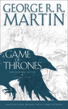 George R. R. Martin A Game of Thrones: Graphic Novel, Volume Three