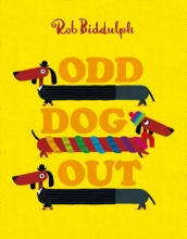 Rob,Biddulph Odd Dog out