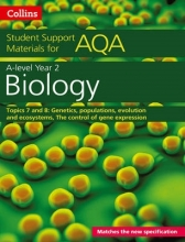 Mike Boyle AQA A level Biology Year 2 Topics 7 and 8